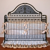 Little Boy Blue Crib Bedding