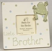 Little Brother Picture Frame