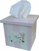 Little Lamb Tissue Box Cover