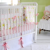 Love Song 2-Piece Crib Bedding Set