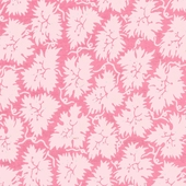Melon Estelle Fabric