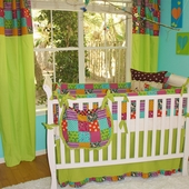Mia Crib Bedding