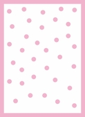 Mini Polka Dots Customized Blanket