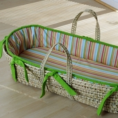 Minnie Moses Basket
