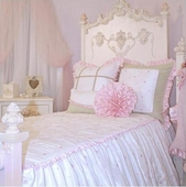 Miss Princess Bedding