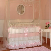 Miss Princess Crib Bedding