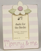 Mommy & Me Pink Picture Frame