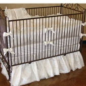 Monaco Crib Bedding