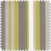 Moss Stripe Fabric