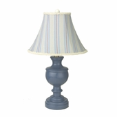 Mountain Ticking Classic Urn Lamp