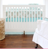 Ocean Avenue 2-Piece Crib Bedding Set