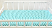 Ocean Avenue Changing Pad Cover