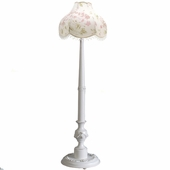 Oyster Margaux Bella Audrey Floor Lamp