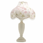 Oyster Margaux Large Urn Lamp