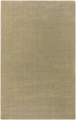 Pale Gold Mystique Hand-Crafted Rug