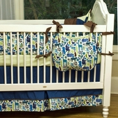 Parker Crib Bedding