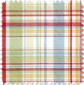 Party Plaid Fabric