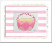 Party Purse Custom Framed Giclee Print
