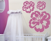 Peony Custom Wall Decal