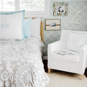 Picket Fence Bedding