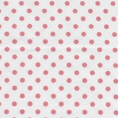 Pink Coral Dottie Fabric