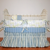 Playtime Toile Crib Bedding