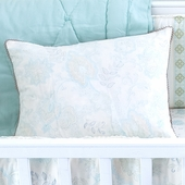 Pool Camille Decorative Boudoir Pillow with Trim