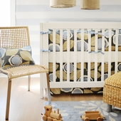 Poppy 2-Piece Crib Bedding Set
