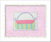 Posh Purse Custom Framed Giclee Print