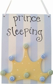 Prince Crown Door Hang