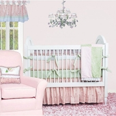 Princess Crib Bedding Set