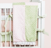 Princess Crib Blanket