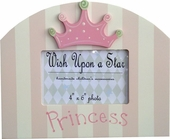 Princess Crown Picture Frame