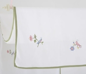 Princess Embroidered Canopy