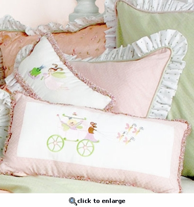 Princess Standard Pillow Sham