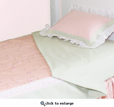 Princess Toddler Coverlet & Pillow