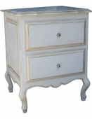Provence 2 Drawer Night Stand