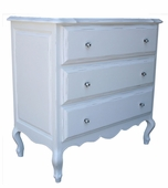 Provence 3 Drawer Chest