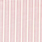 Provence Stripe Pink Fabric