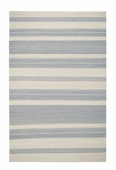 Puhalo Stripe Rug - Steel Grey