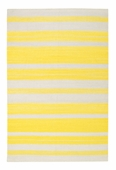 Puhalo Stripe Rug - Yellow