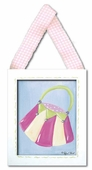 Purse Framed Giclee Print