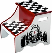 Racing Step Stool