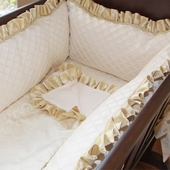 Royal Palace Cradle Bedding