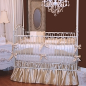 Royal Palace Crib Bedding