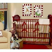 Safari Crib Bedding Set