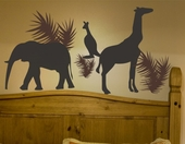 Safari Custom Wall Decal