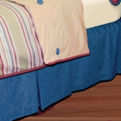 Safari Tailored Bed Skirt