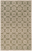 Sage Green Goa Hand-Tufted Rug