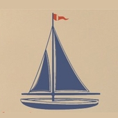 Sailboat Custom Wall Decal